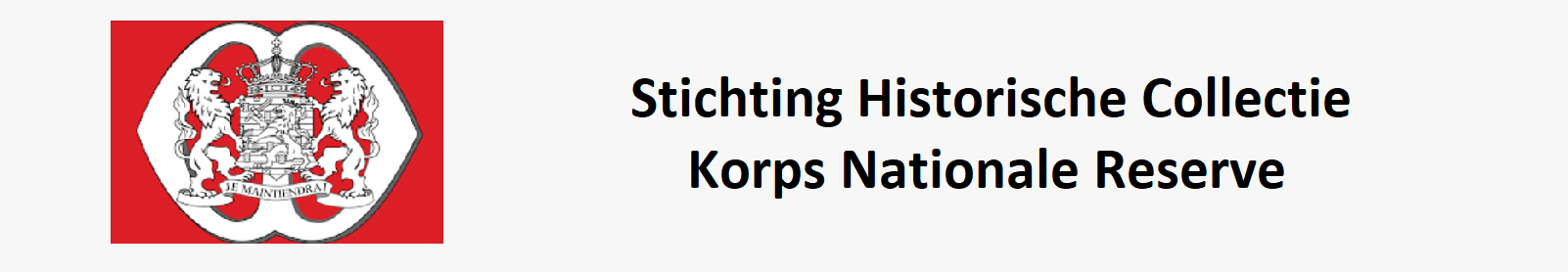 Stichting Historische Collectie Korps Nationale Reserve